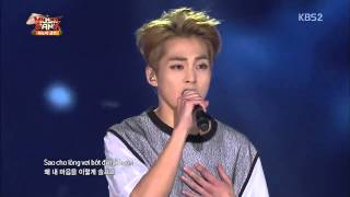 Download 150408 Music Bank in Hanoi - EXO Người ấy Video