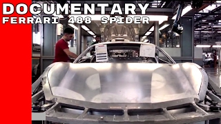 Download Ferrari 488 Spider Documentary Video