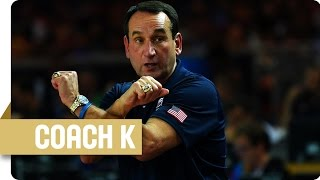 Download Coach K: ″Having coached Kobe Bryant, LeBron James, Kevin Durant... I'm a lucky guy″ Video
