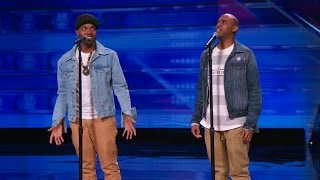 Download America's Got Talent 2015 S10E02 The Craig Lewis Band Soulful Singing Duo Video