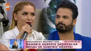 Download Mehmet'ten Bahar'a sürpriz hediye - Esra Erol'da 353. Bölüm - atv Video