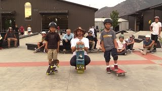 Download 9 YEAR OLD GAME OF SKATE Video