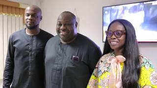 Download Ovation Media Group Visits Founder, Latter Rain Assembly, Pastor Tunde Bakare Video