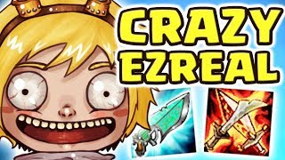 Download HOW TO MAKE ENEMY JUNGLE RAGEQUIT   AP EZREAL JUNGLE IS LEGENDARY   200 IQ IDEA   NO COUNTER 1-SHOT Video