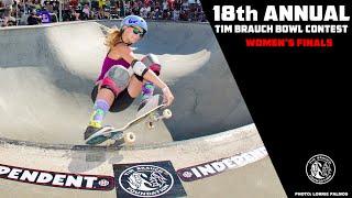 Download TIM BRAUCH BOWL CONTEST - WOMEN'S FINALS 2016 Video