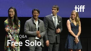Download FREE SOLO Cast and Crew Q&A | TIFF 2018 Video