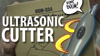 Download NUTR: Ultrasonic Cutter USW-334 Video