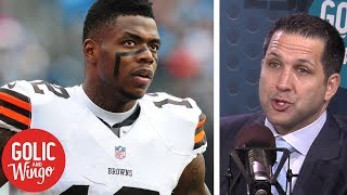 Download Adam Schefter: Browns parting ways with Josh Gordon a 'culture change' | Golic & Wingo | ESPN Video