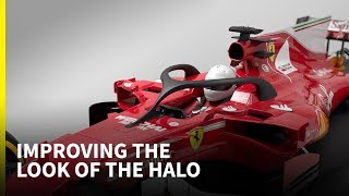 Download How can the look of the F1 halo be improved? Video