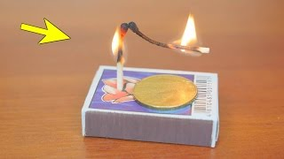 Download 5 Magic Tricks with Matches Video