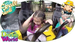 Download เด็กจิ๋วเที่ยว Dream World ตอน11 ล่องแก่ง Grand Canyon [N'Prim W291] Video