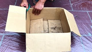 Download DIY - ❤️ CEMENT CRAFT IDEAS ❤️ - The project of making three- legged cement pots is extremely easy Video