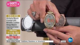 Download HSN | Victoria Wieck Gemstone Jewelry 10.20.2016 - 06 PM Video
