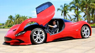 Download 5 AMAZING HANDMADE CARS Video
