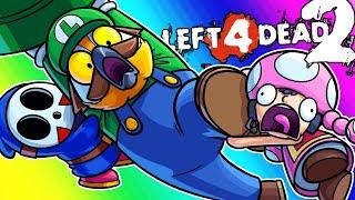 Download Left 4 Dead 2 Funny Moments - The Mushroom Kingdom is Doomed Video