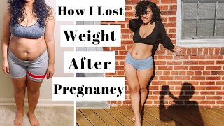 Download Tips How To Lose Weight After Pregnancy! How I Lost Weight After Having A Baby! Before&After Pics! Video