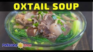 Download How to Cook Oxtail Soup (Buntot ng Baka) Video