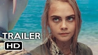 Download Valerian and the City of a Thousand Planets Trailer #2 (2017) Cara Delevingne Sci-Fi Movie HD Video