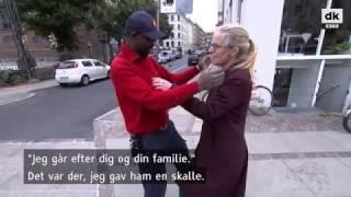 Download Dømt og frikendt: Postbud nikkede tyv en skalle Video