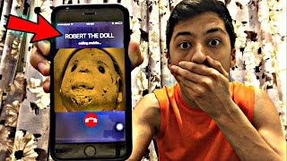 Download CALLING ROBERT THE DOLL *OMG HE ACTUALLY ANSWERED* Video