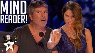Download Psychic Reads Simon Cowell's Mind on AGT Champions   Magicians Got Talent Video
