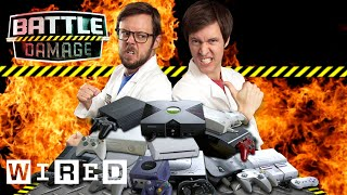 Download Video Game Console Wars | WIRED's Battle Damage Video