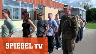Download ″Die Augeeeeen links!″: Rekruten bei der Bundeswehr (Teil 1) Video