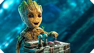 Download Guardians of the Galaxy 2 - BABY GROOT Button Clip ! Video