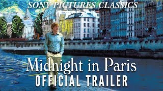 Download MIDNIGHT IN PARIS official trailer in HD! Video