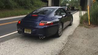 Download Porsche 996 Carrera with Fabspeed Supercup Exhaust Video