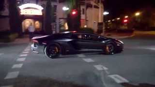 Download Supercars in Sunny Beach, Bulgaria( Aventador, GT-R's, AMG's) Video