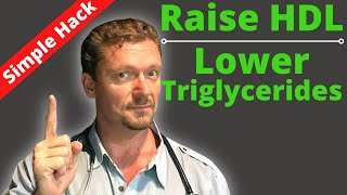 Download How to Raise Your HDL & Lower Your Triglycerides (NOT what you Think) Video