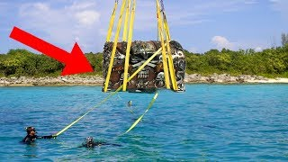 Download Most MYSTERIOUS Treasures Found In The Ocean! Video