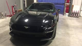 Download My WIFE TAKES the 2018 MUSTANG TO CERVINIS AUTO DESIGN! Video
