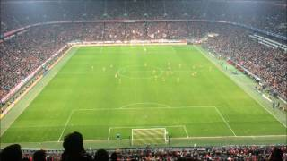 Download Away day vlog: FC Bayern Munich 5-1 Arsenal - My trip to the Allianz Arena Video