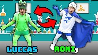 Download SUPER FOCA TROCOU DE CORPO COM SUPER GAFANHOTO !! Video