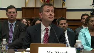 Download PART 2: Explosive FBI Agent Peter Strzok Hearing On Anti-Trump Bias Video