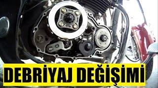 Download Motosiklet Debriyaj Balatası Değişimi Video
