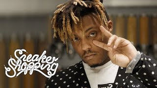 Download Juice WRLD Goes Sneaker Shopping With Complex Video