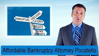 Download Affordable Bankruptcy Attorney Pocatello Video