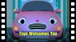 Download 📽Tayo Welcomes You! l Tayo's Little Theater #4 l Tayo the Little Bus Video