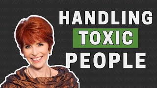 Download DEALING WITH TOXIC PEOPLE | 4 Simple Tips for Healthy Relationships Video