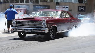 Download Manual Twin Turbo Ford Fairlane hits the strip Video