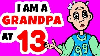 Download I Look Like A Grandpa But I'm Only 13 Years Old! Video