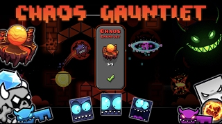 Download What's In The Basement?! - Chaos Gauntlet - The Lost Gauntlets (Geometry Dash 2.1) Video