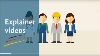 Download Explainer video - Job-hunting (ENGLISH) Video