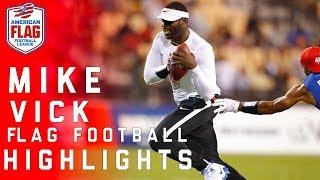 Download Michael Vick Highlights: Flag Football Semifinals | NFL Video