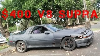 Download $400 5.0 supra low buck hot rod build mighty car mods and roadkill would love. junkyard budget swap Video