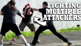 Download How to Fight Off Multiple Attackers Video