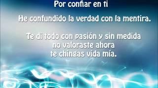 Download La Arrolladora - Por Confiar En Ti (letra) Video